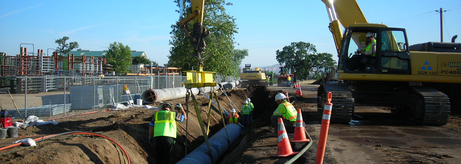 Enviroconsult provides consultancy services in project planning, design, tendering, construction supervision, and management in the fields of wastewater networks and pumping stations.